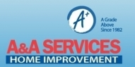 A&A Services Home Improvement' Logo's logo