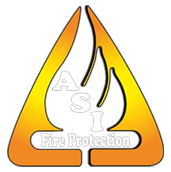 Asi Fire Protection' Logo's logo