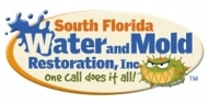 South Florida Water and Mold Restoration' Logo's logo